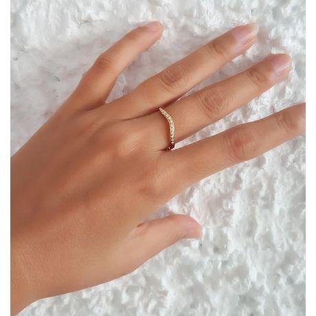 Fedi matrimonio, Fedine -  Oro giallo 6.50gr, Diamanti 0.104ct