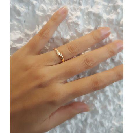 Gioiello Fede Nuziale Donna - Platino e Diamante