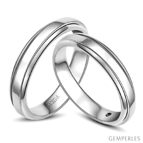 Fedi Matrimonio Uomo : Fedi matrimonio fedine oro bianco gr diamanti ct