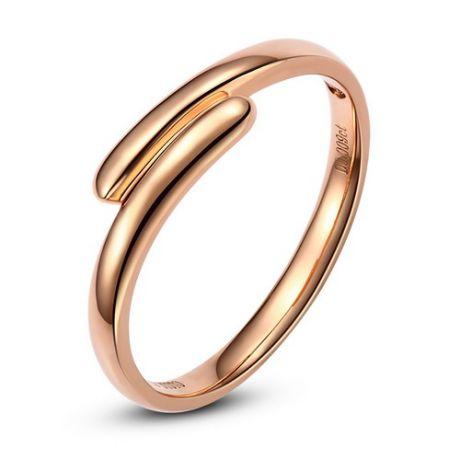 Fede Donna - Oro rosa 3.01gr - Diamante 0.009ct