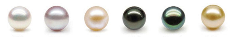 Couleur de la perle