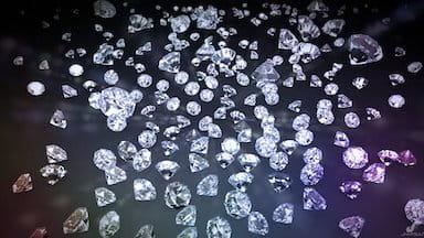 Quantité de diamant